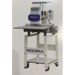 Ricoma RCM-1501PT 15-игольная 1-головочная вышивальная машина для кепок и готовых изделий width=