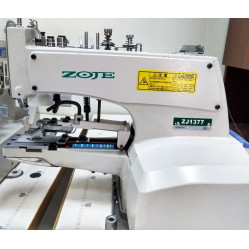 Zoje ZJ1377BD Пуговичная швейная машина width=