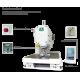 Электронная петельная глазковая машина Zoje ZJ5820